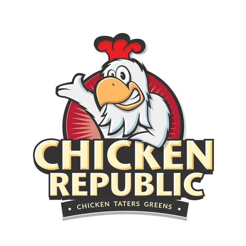 Logo for Chicken Restaurant