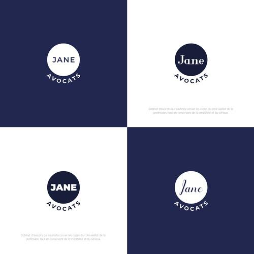 Logo pour JANE - Avocats