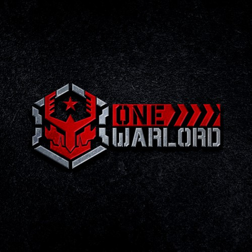 Logo design for One Warlord