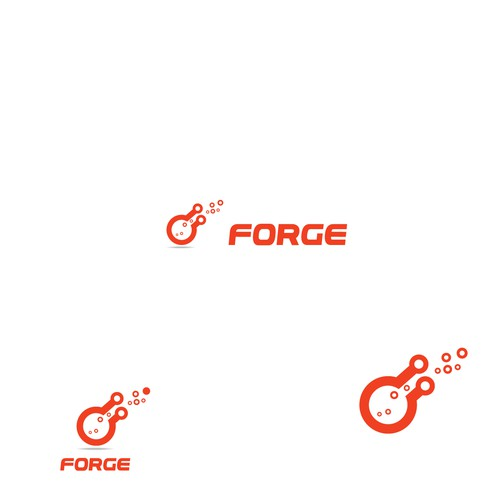 FORGE - we will buy multiple logos! needs a new logo