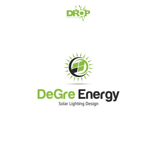 "Design for DeGre Energy and help us ""MAKE THE SUN LIGHT THE NIGHT"""