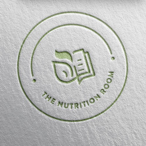 Logo Design for The Nutrition Room