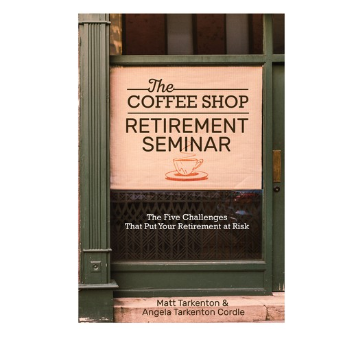 The coffee shop Retirement Seminar book cover