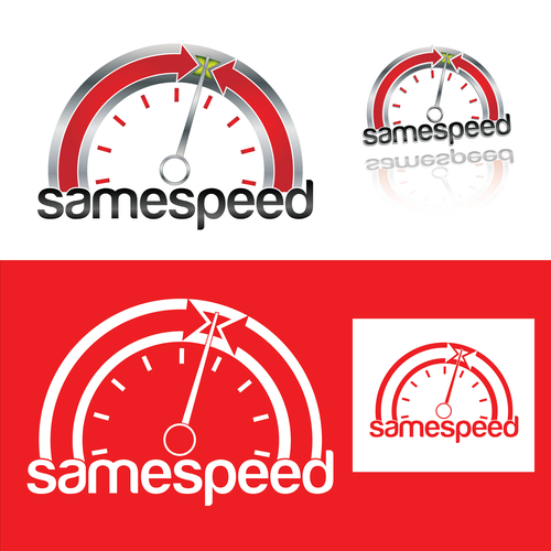 Same Speed Logo