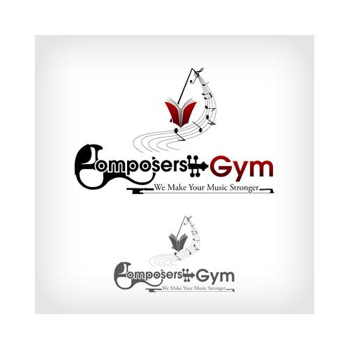 logo for ComposersGym