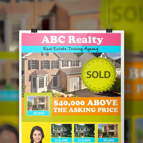 Realty Selling Poster