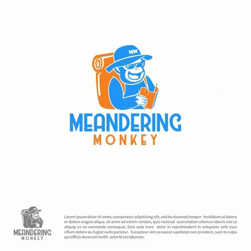 MEANDERING MONKEY