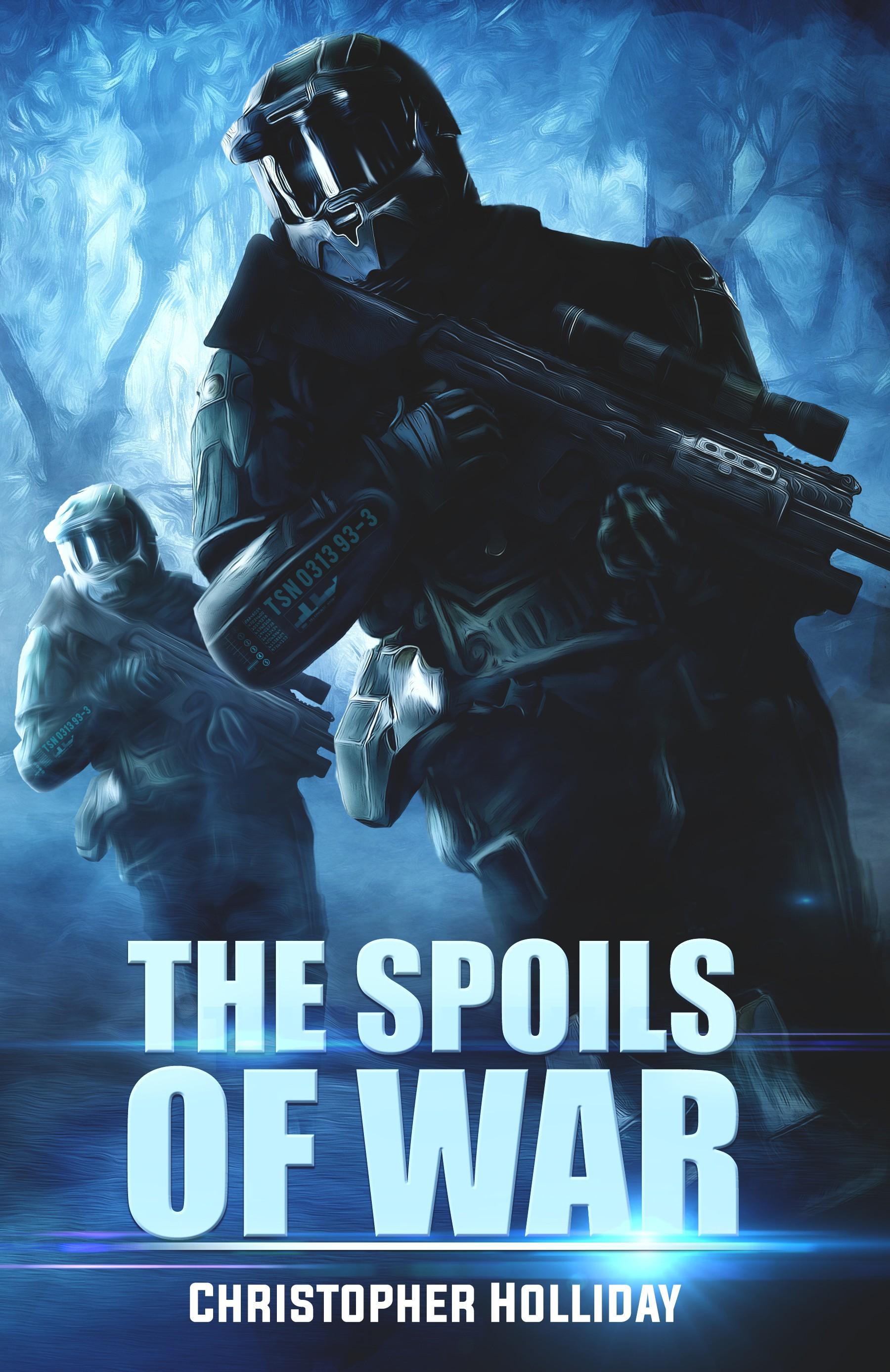 Create Kindle Cover art for Military SF Novella