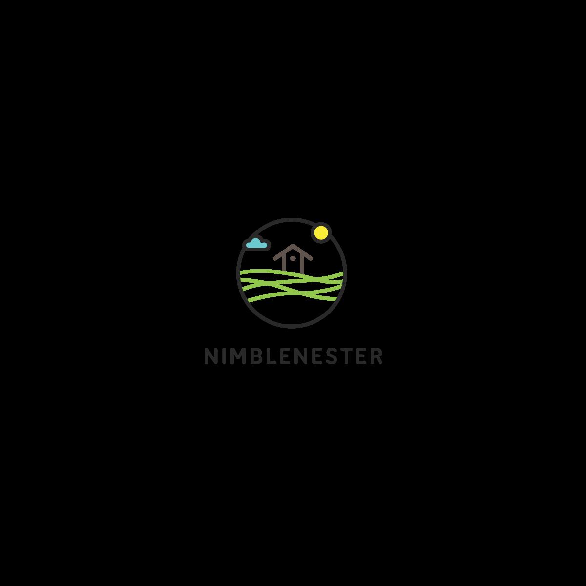 NimbleNester needs an ageless logo