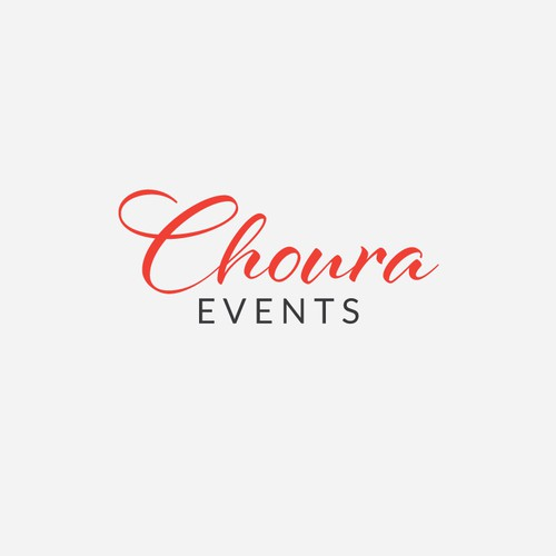 Logo Concept for Choura Events