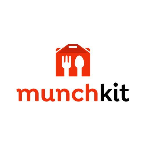Bold logo for Munchkit