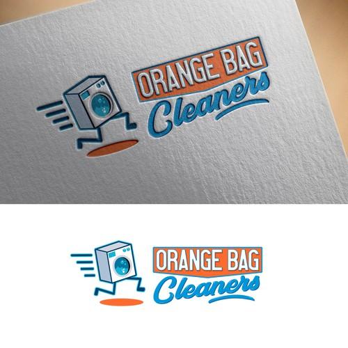 Orange Bag Cleaners