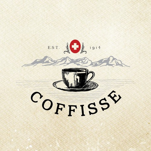 Create a strong brand for the best Swiss Coffee