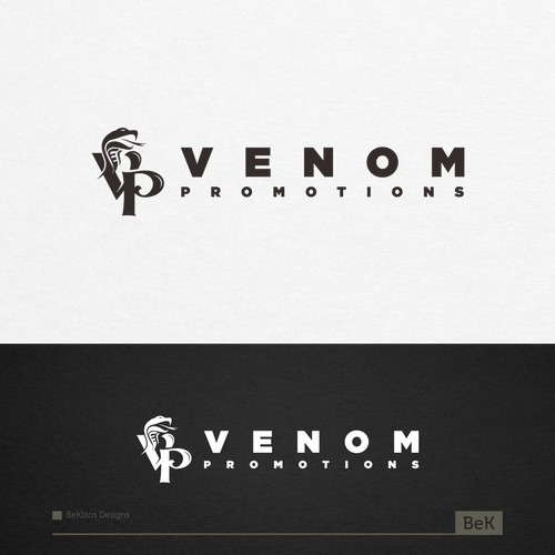logo concept for VENOM