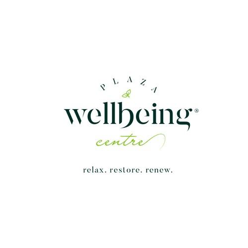 Wellbeing - Contest Logo Design Entry