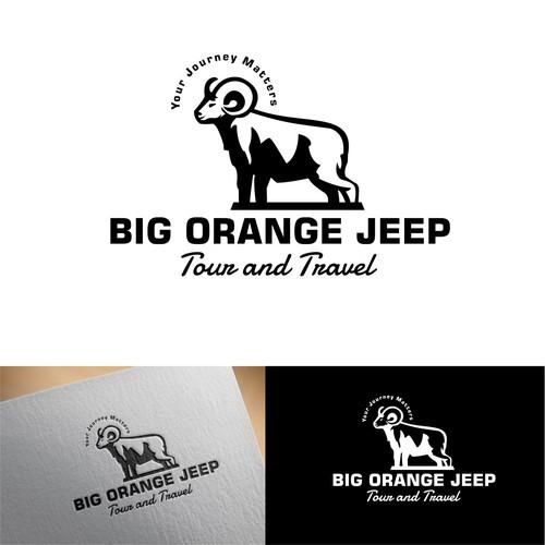 logo big horn sheep