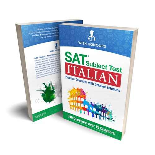 SAT Subject ITALIAN: Test Practice Questions with Detailed Solutions
