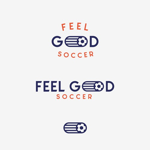 Football/soccer logo