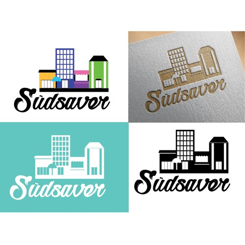 Logo for small business support