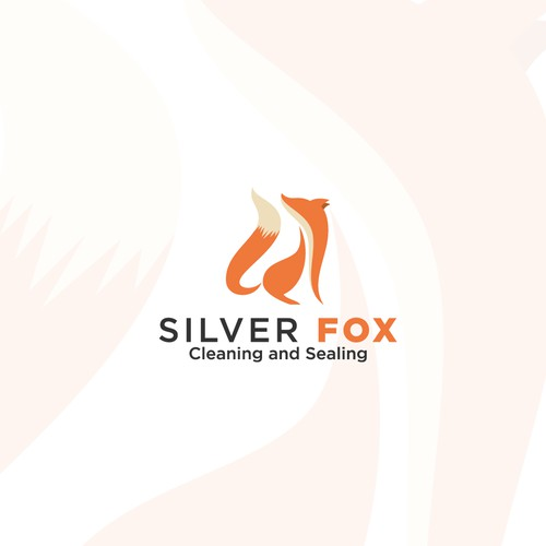 Logo concept for Silver Fox