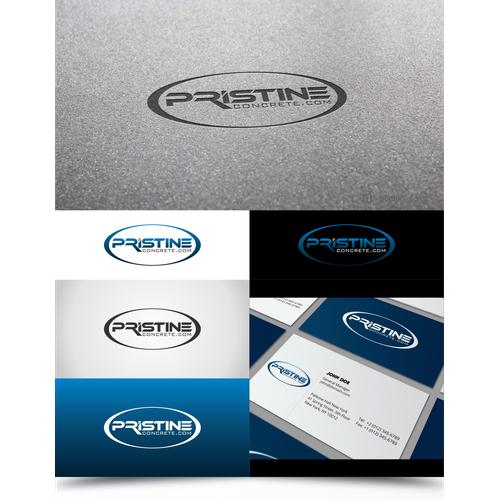 New logo wanted for Pristine Concrete.com