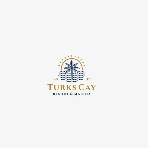 Turks Cay Logo