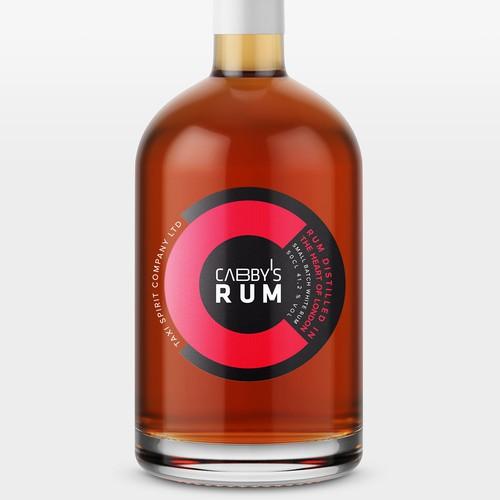 Cabby's Rum