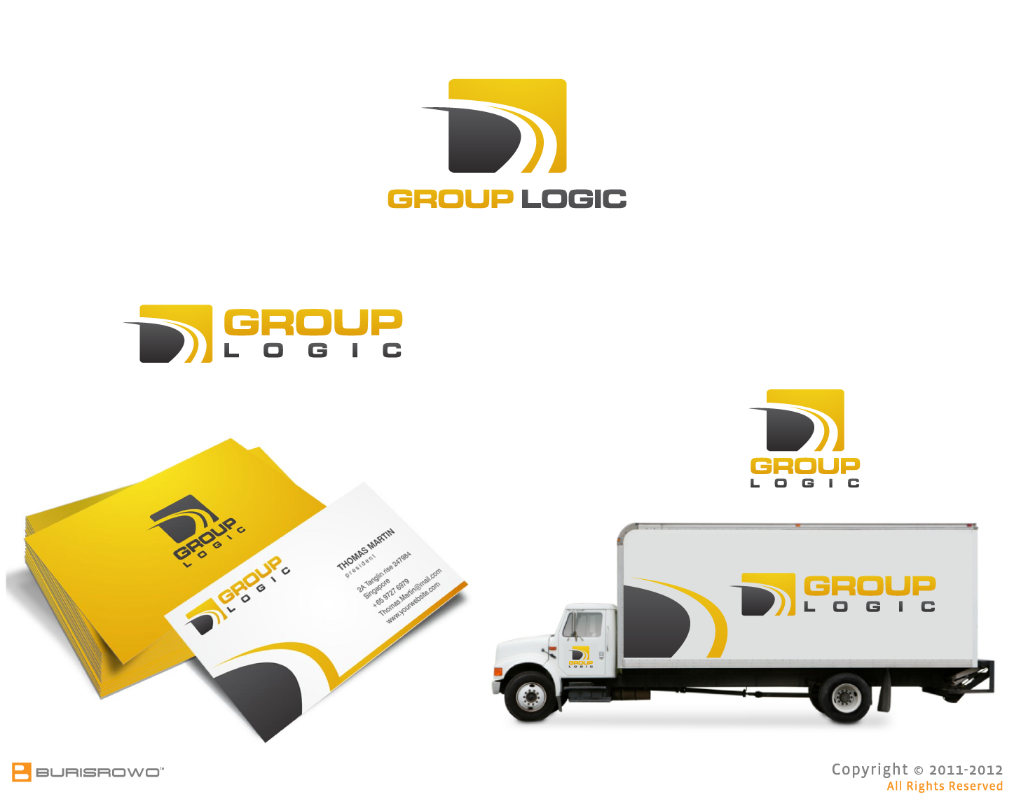 New logo wanted for Group Logic