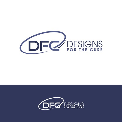 Logo Design - D.F.C. - Designs For The Cure
