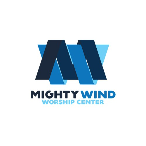 Mighty Wind Logo Concept
