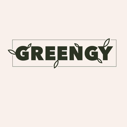 Concept for Greengy energy bars