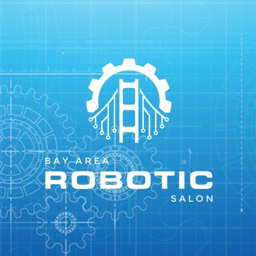 Logo design for robotics company