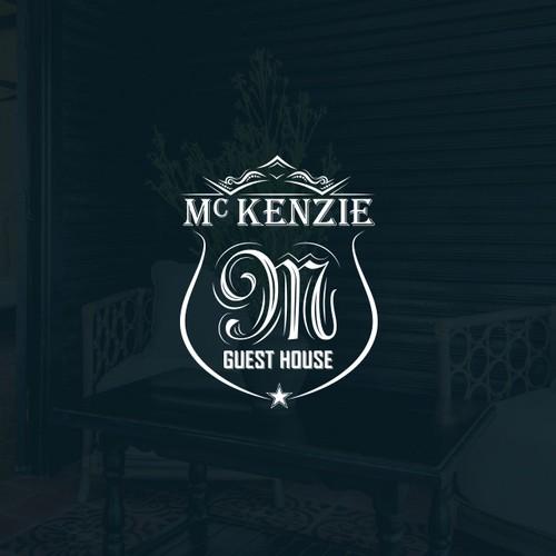 Classy logo concept for McKENZIE