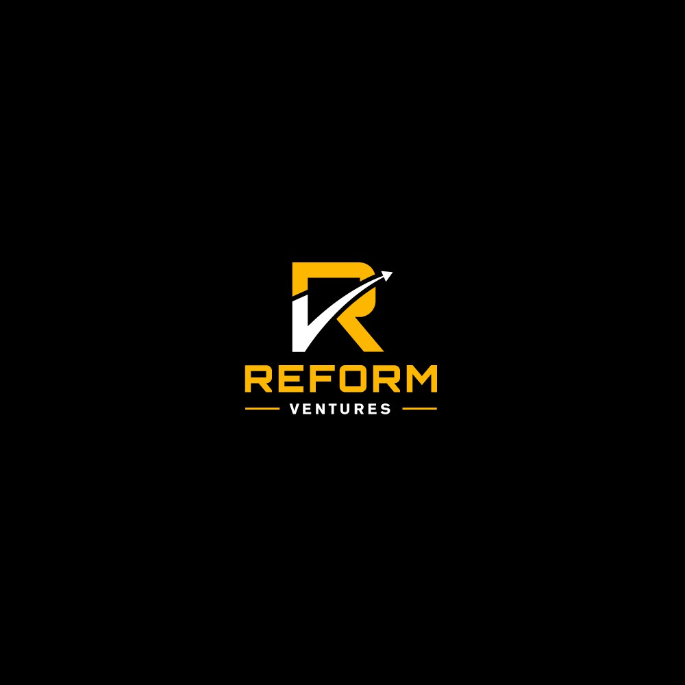 Cool logo for Reform Ventures.....