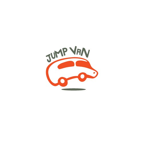 Create a winning logo design for Jump Van delivery service!