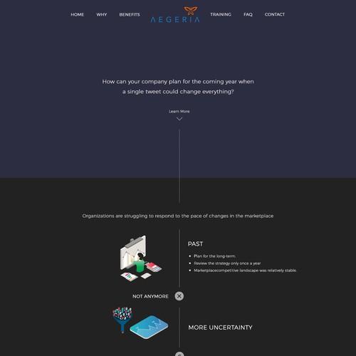 Technology web design