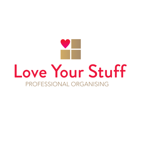 Help Love Your Stuff with a new logo