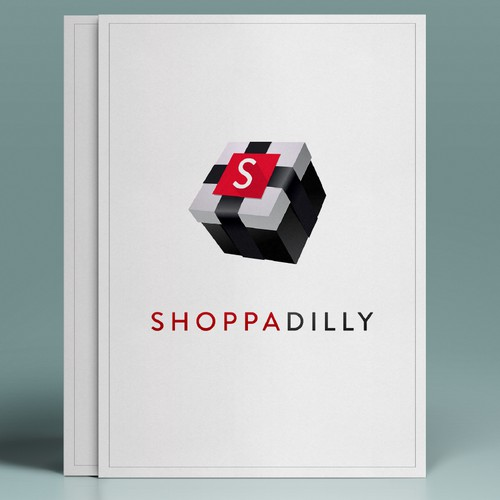 Logo for e-Commerce shopping website