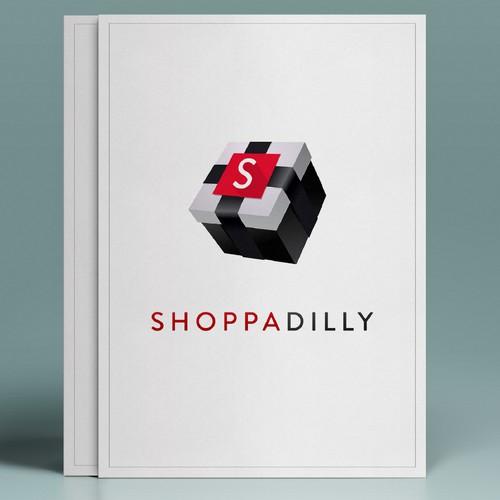 Logo for e-Commerce shopping website