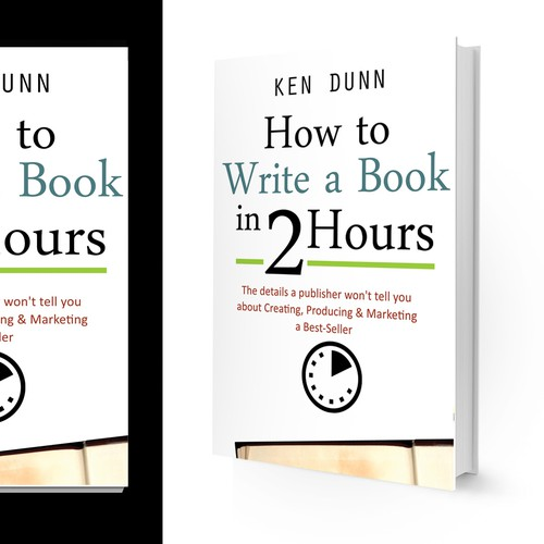 How to write a book in 2 hours