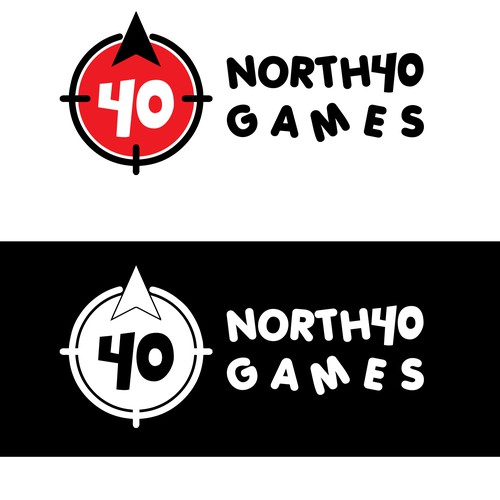 Logo concept for Games Company