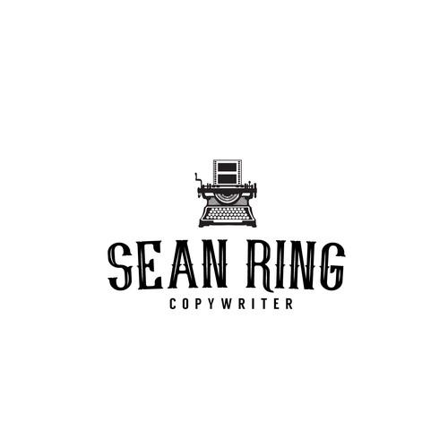 Solopreneur copywriter Logo Design