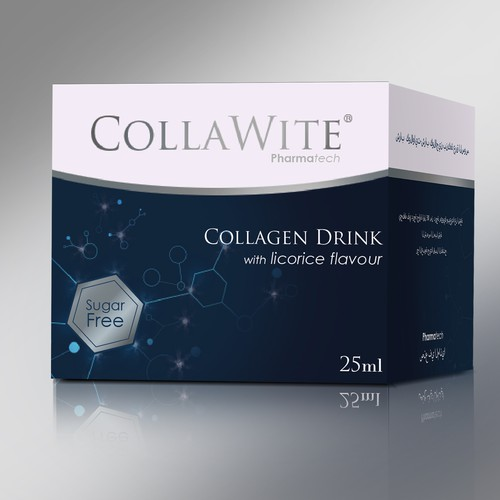 Packaging identity for Collagen Drink