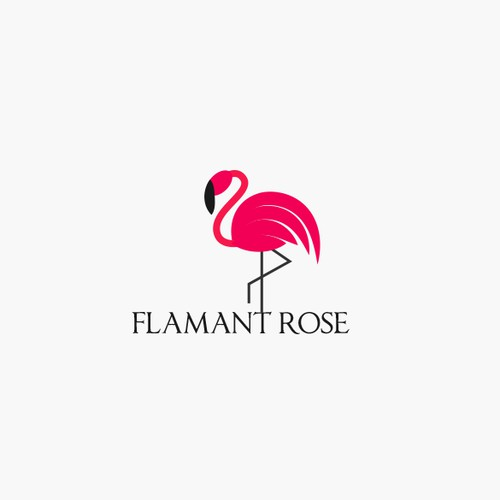 FLAMANT ROSE logo