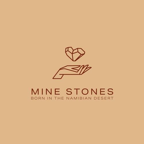 Namibian mine stones logo