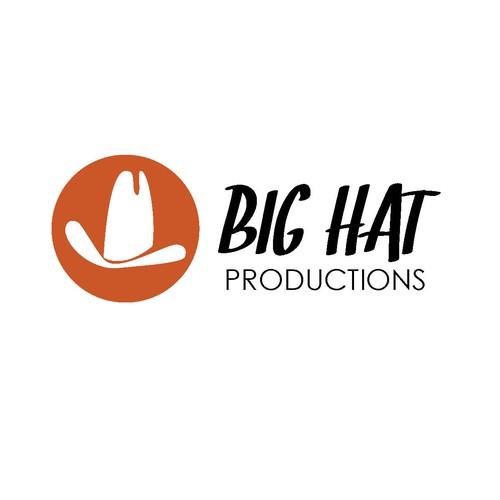 A ten gallon hat logo for the big screen.