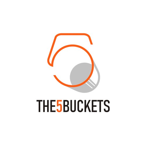 Logo design for the 5 buckets.