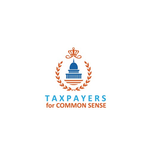 Logo for Taxpayers for common sense