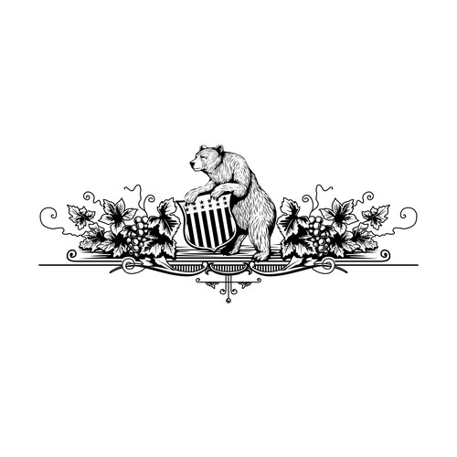 Classic Bear Logo