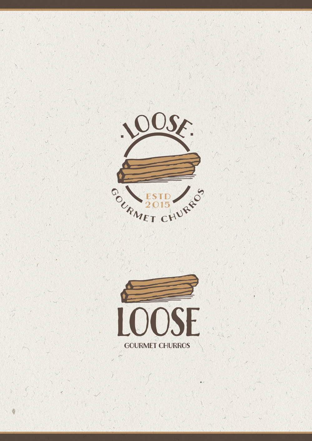 How would you turn a churro into a logo? I can't wait to find out!!!!